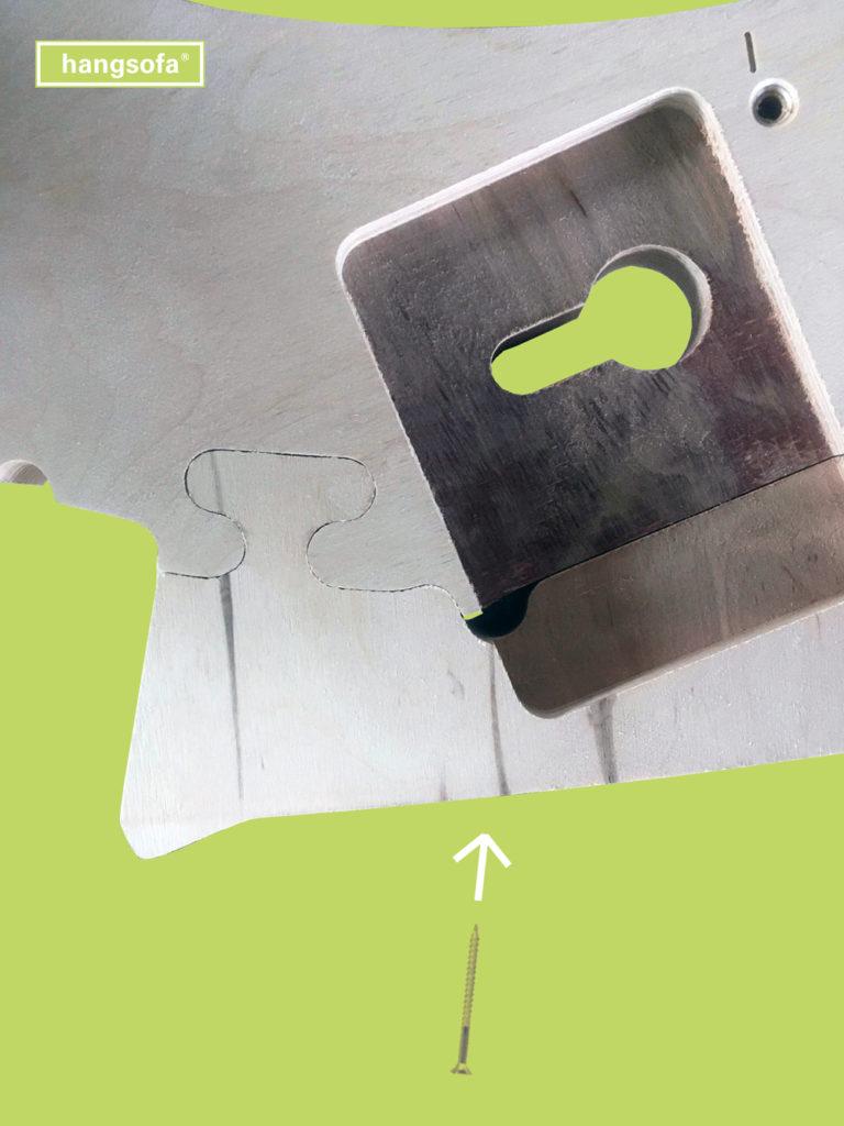 Anleitung Befestigung Schaukelkufen